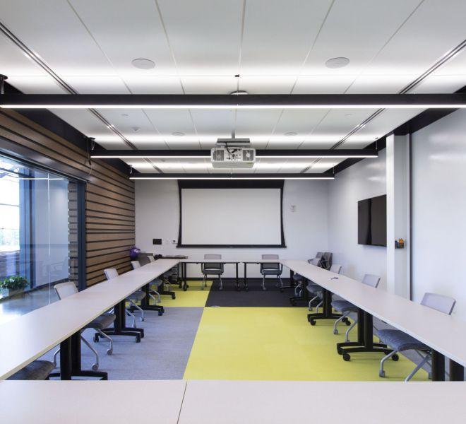 Catalyst Large Training Room Technology