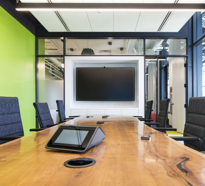 Catalyst Board Room AV Technology